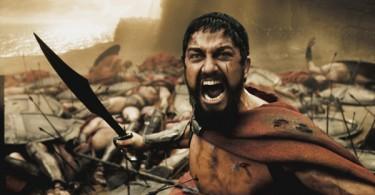 300 movie image Gerard Butler