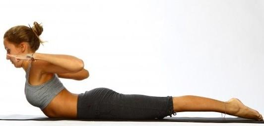 Упражнение Сильная спина