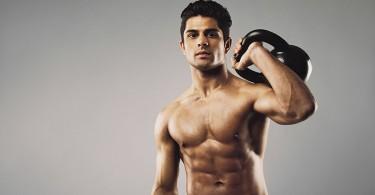 Как накачать мышцы за неделю