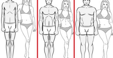 Упражнения по типу фигуры и телосложения