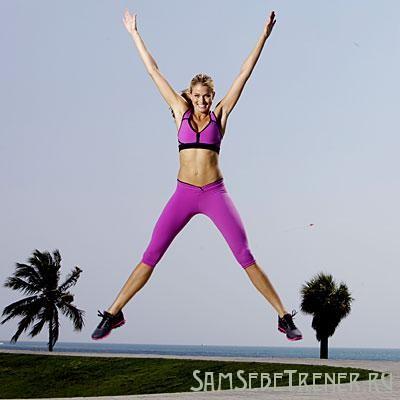 Плиометрические упражнения