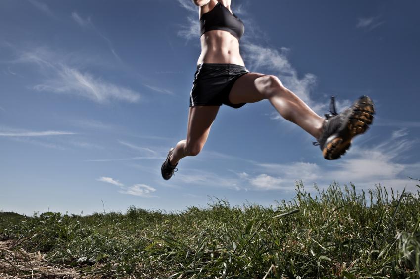 сколько бегать сжечь жир