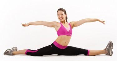 Упражнения на растяжку для шпагата