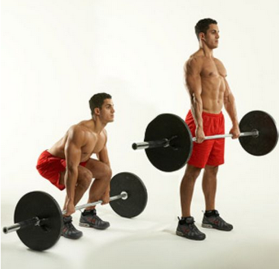 План тренировок для мужчин