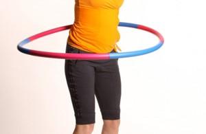Как правильно крутить обруч чтобы похудеть?