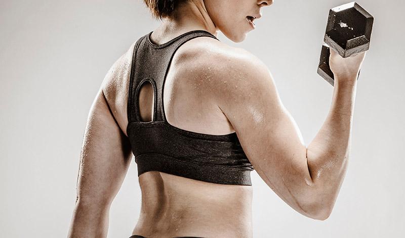 Упражнения для мышц спины для женщин