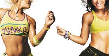 Зумба или танцевальный фитнес, видео