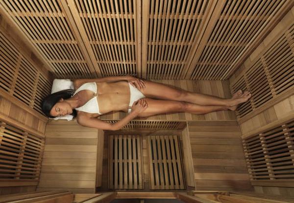 Косметическая польза от инфракрасной сауны