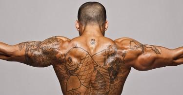 Упражнения для мышц плечевого пояса