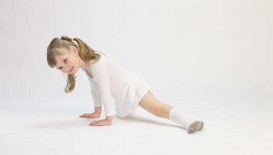 растяжка для ребенка
