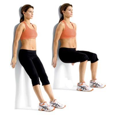 Упражнения для ляшек
