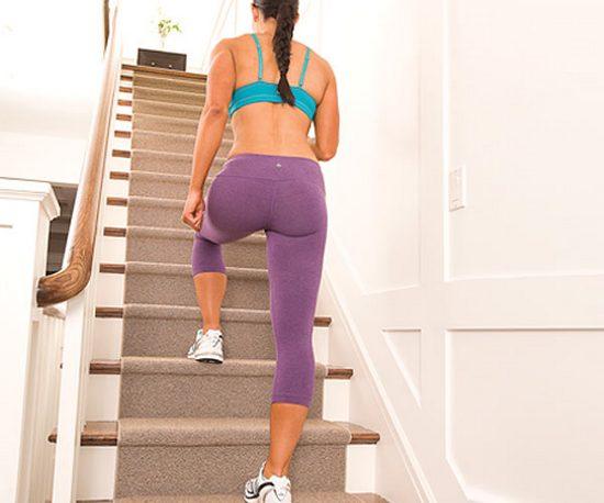 Подъем по лестнице