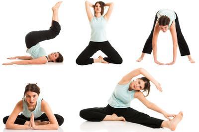 калланетика упражнения